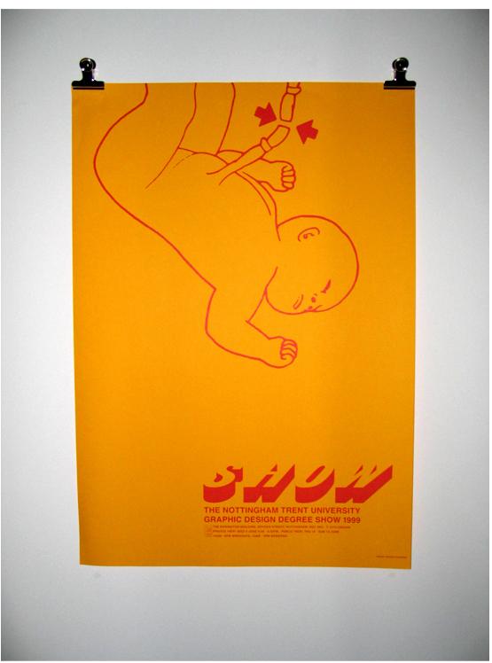 NTU Show Poster