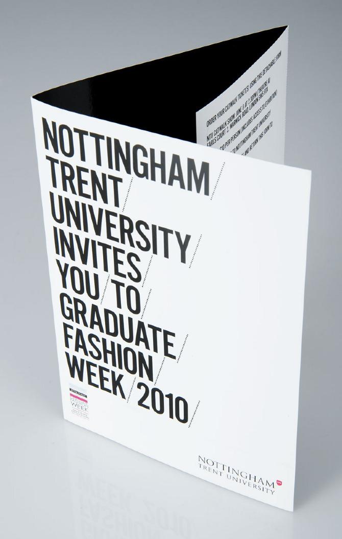 NTU Graduate Fashion Week 2010 Andrew Townsend